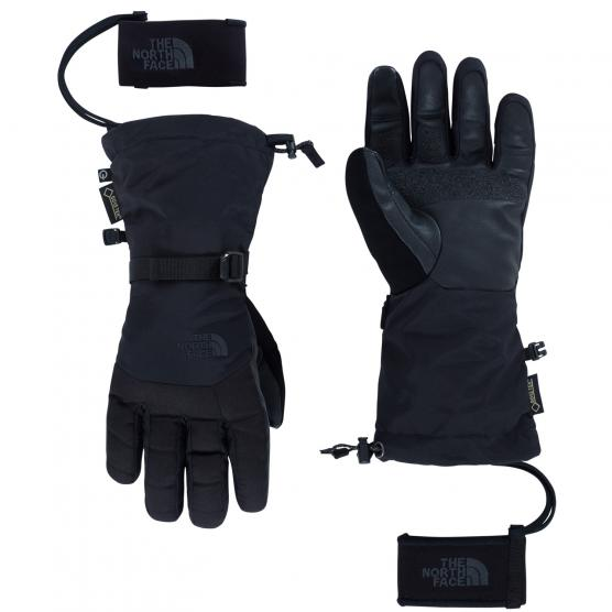 THE NORTH FACE MONTANA GLOVE  BLACK