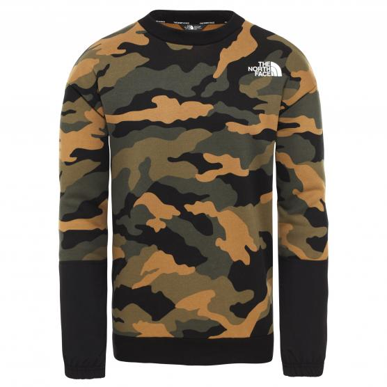 THE NORTH FACE NSE GRAPHIC L/S CREW