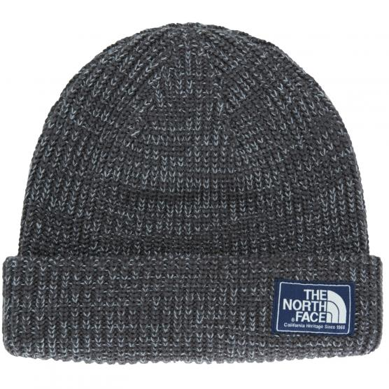 The North Face SALTY DOG BEANIE GRAPHTHY/MIDGRY