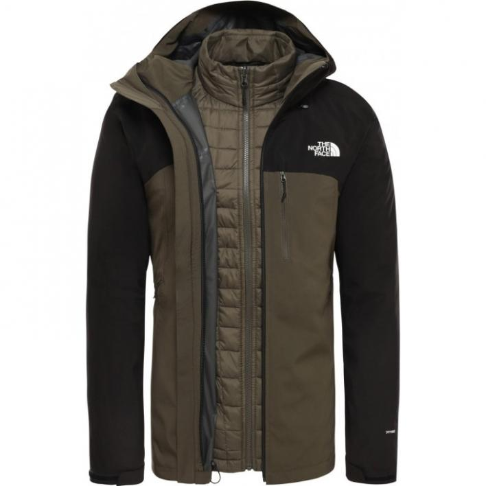 THE NORTH FACE THERMOBALL? ZIP-IN TRICLIMATE®