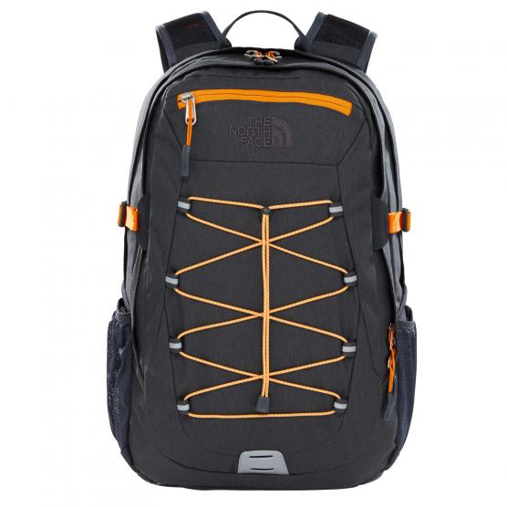THE NORTH FACE TNF BOREALIS CLASSIC GREY/ORANGE