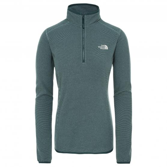 THE NORTH FACE W 100 GLACIER 1/4 ZIP