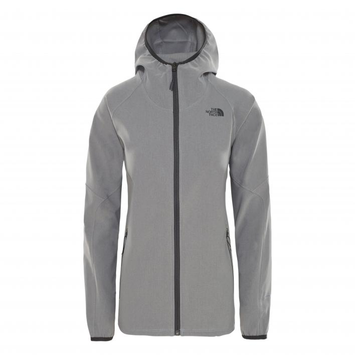 THE NORTH FACE W APEX NIMBLE HOODIE