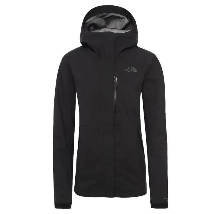 THE NORTH FACE W DRYZZLE FUTURELIGHT JKT BLACK