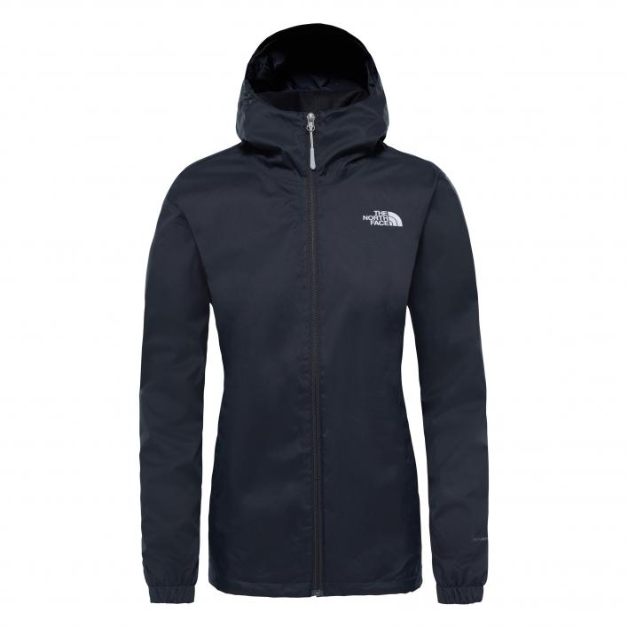 THE NORTH FACE W QUEST JACKET TNF BLK/TNF BLK