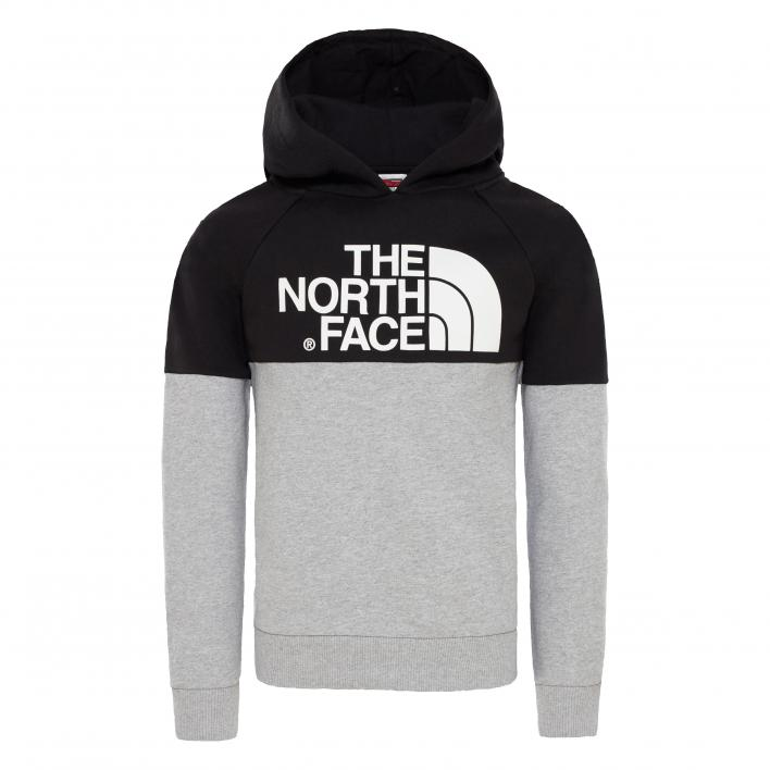 THE NORTH FACE Y DREW PEAK RAGLAN