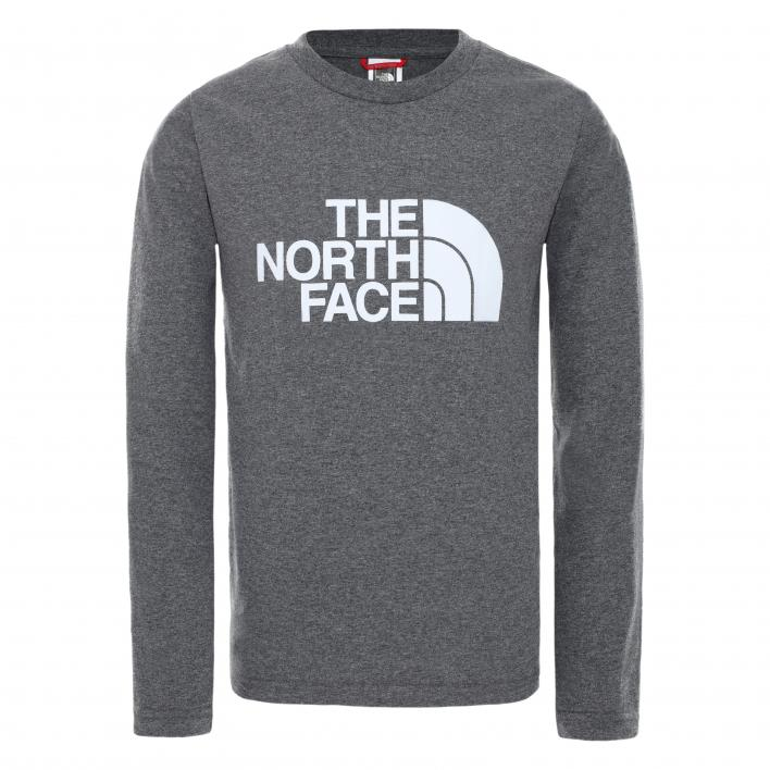 THE NORTH FACE YL / S EASY TEE