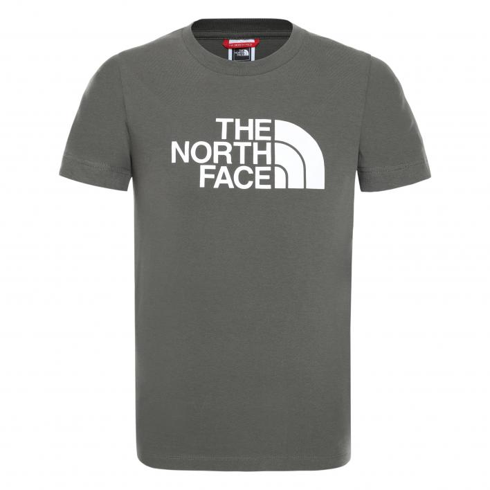 THE NORTH FACE Y S/S EASY TEE
