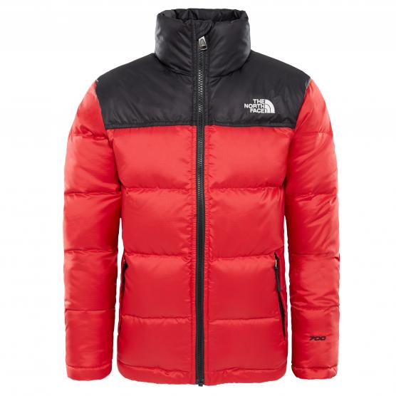 THE NORTH FACE YOUTH BOY'S NUPSE DOWN JKT