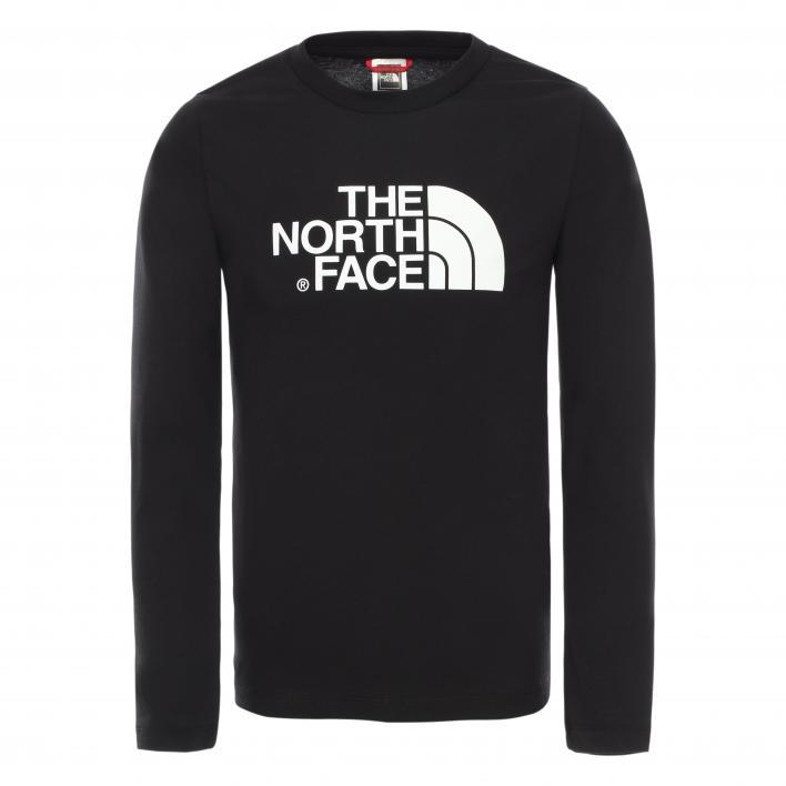 THE NORTH FACE YOUTH EASY L/S TEE