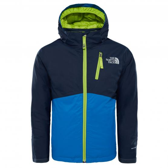 THE NORTH FACE YOUTH SNOW QUEST PLUS JKT