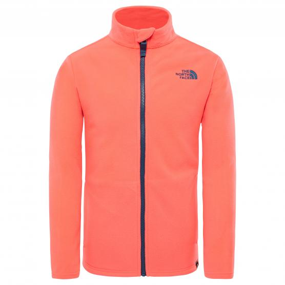THE NORTH FACE YOUTH SSONW QUEST FULL ZIP
