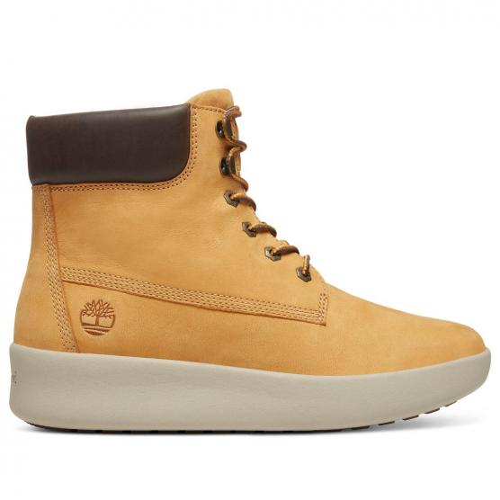 TIMBERLAND BERLIN PARK DARK YELLOW NUBUCK