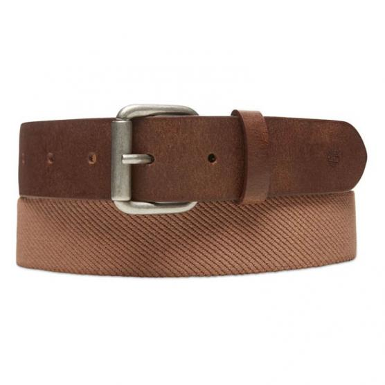 TIMBERLAND CANVAS STRETCH BELT