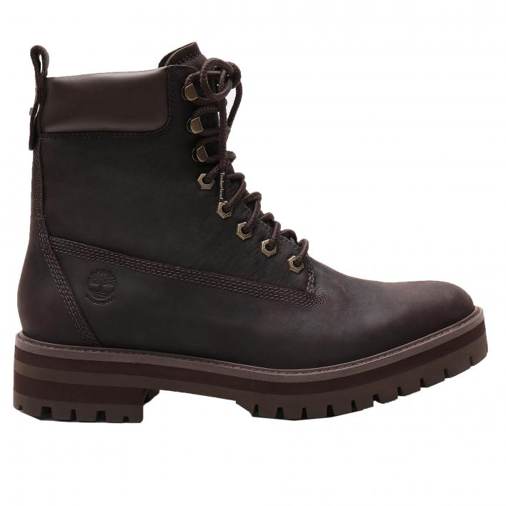 TIMBERLAND COURMA GUY DARK BROWN FULL GRAIN