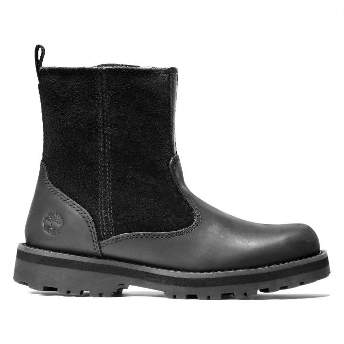 TIMBERLAND COURMA KID BLACK GS