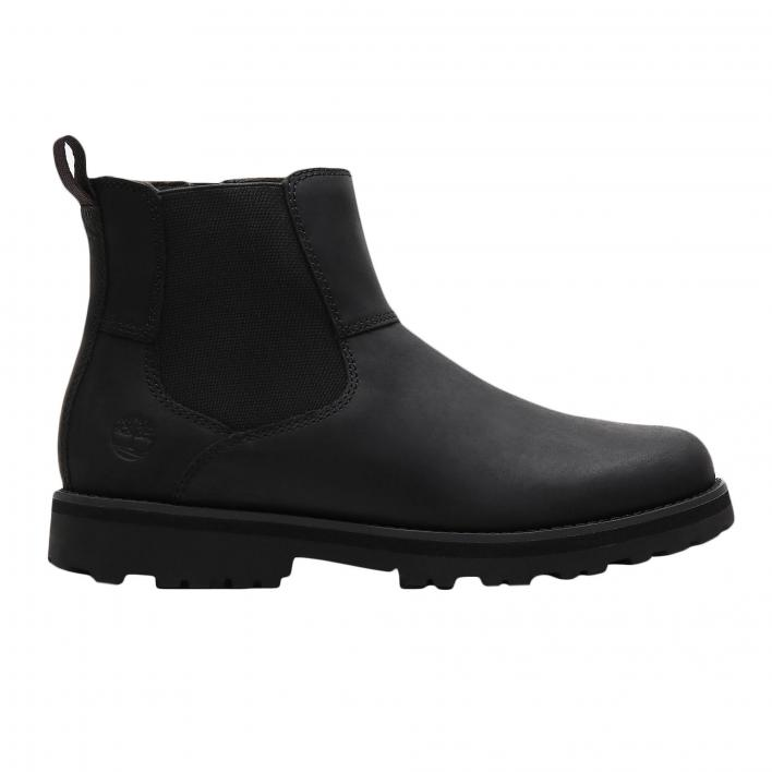 TIMBERLAND COURMA KID CHEALSEA BLACK JUNIOR