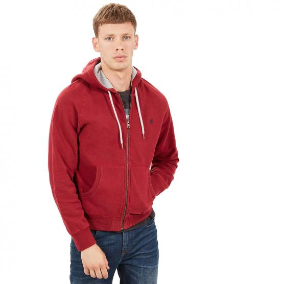 TIMBERLAND EXETER RIVER FULL ZIP HOODY SWEAT