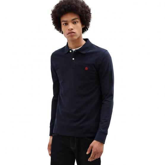 TIMBERLAND LS MILLERS RIVER POLO DARK SAPPHIRE