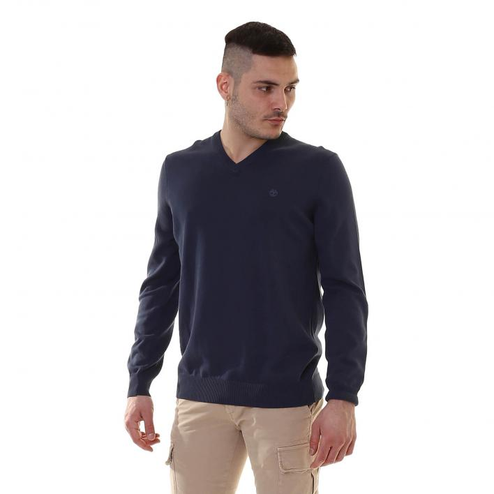 TIMBERLAND MANHAN RIVER V-NECK