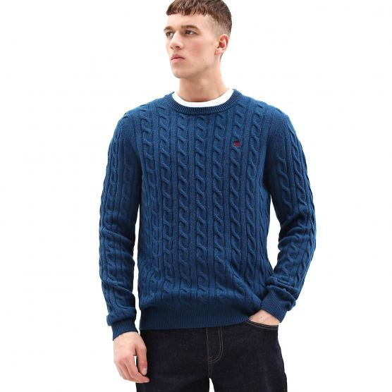 TIMBERLAND PHILLIPS BROOK LAMBSWOOL CABLE CREW