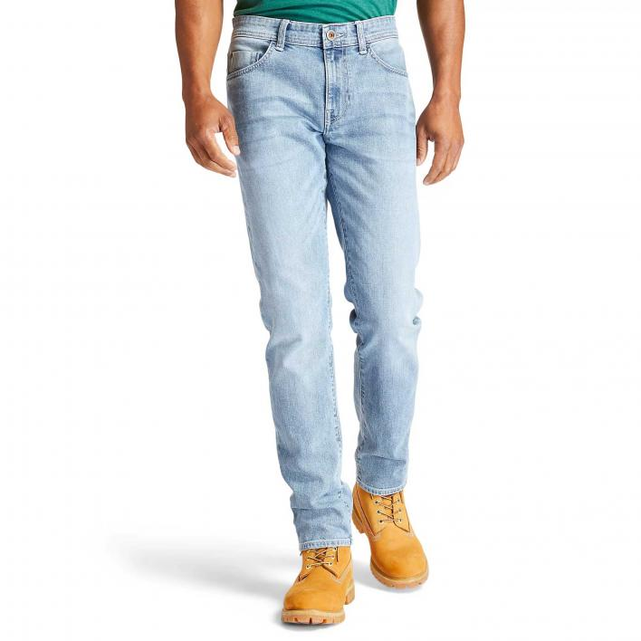 TIMBERLAND SARGENT LAKE STRETCH CORE INDIGO DENIM