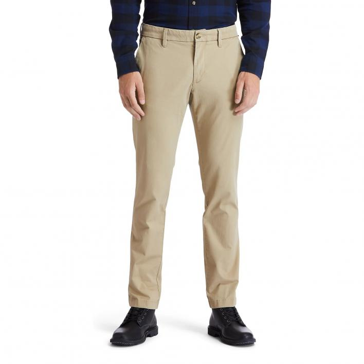 TIMBERLAND SARGENT LAKE STRETCH TWILL CHINO PANT