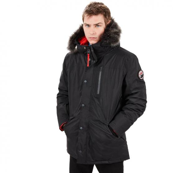 TIMBERLAND SCAR RIDGE EXPEDITION PARKA 001