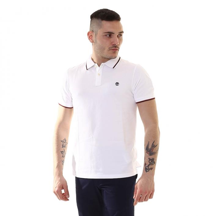 TIMBERLAND SS MILLERS RIVER PIQUE POLO