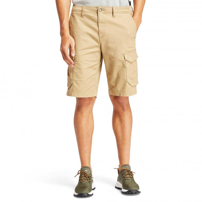TIMBERLAND TARLETON LAKE STRETCH TWILL SHORT RELAX