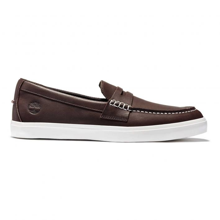 TIMBERLAND UNION WHARF PENNY LOAFER MDBRN