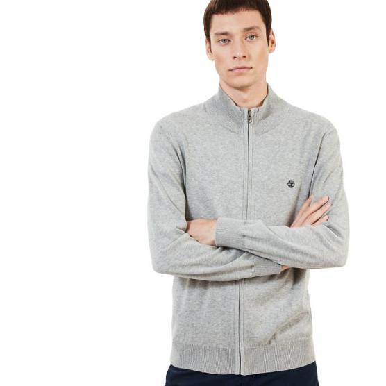 TIMBERLAND WILLIAMS RIVER FULL ZIP COTTON 052
