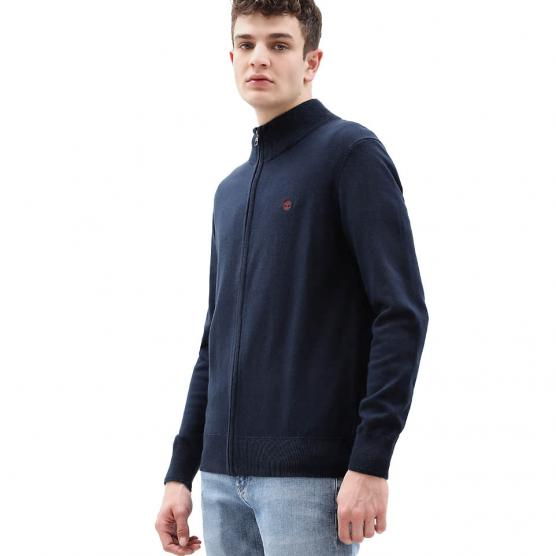 TIMBERLAND WILLIAMS RIVER FULL ZIP COTTON