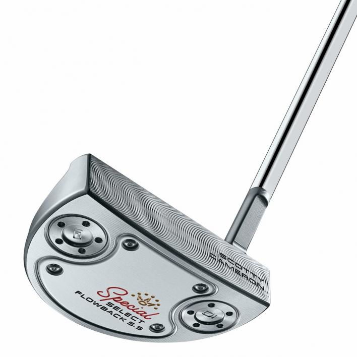 TITLEIST SCOTTY CAMERON SELECT FLOWBACK 5.5 RH 34
