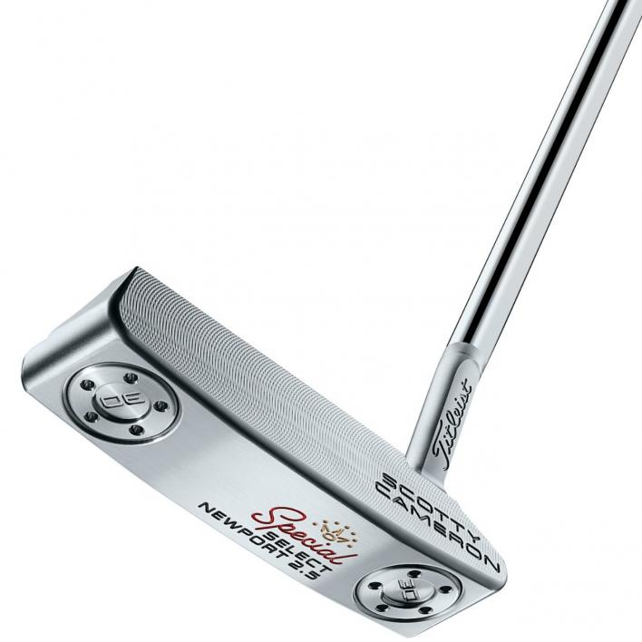 TITLEIST SCOTTY CAMERON SELECT NEWPORT 2.5 RH 34