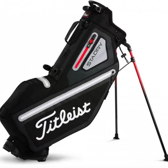 TITLEIST STADRY STAND BAG PLAYERS 4 026