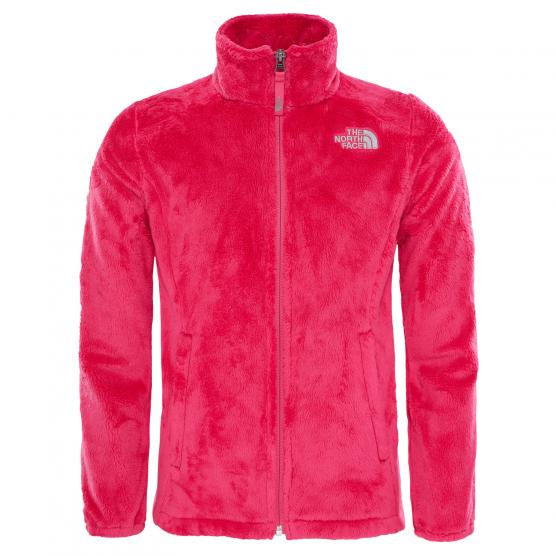 TNF GIRLS REVERSIBLE MOSSBUD SWIRL JACKET