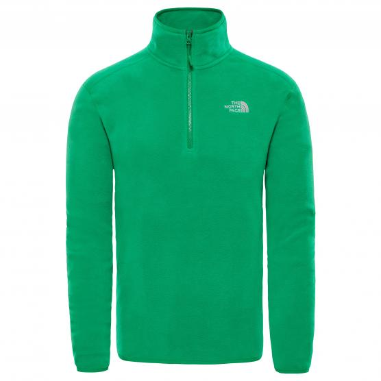 THE NORTH FACE M 100 GLACIER DELTA 1/4 ZIP