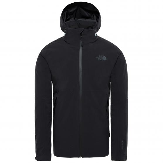 THE NORTH FACE M INSULATED APEX FLEX GTX 2.0 JKT BLACK