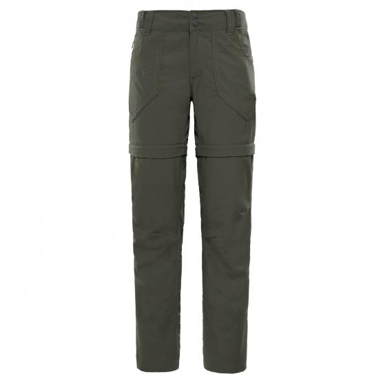 THE NORTH FACE W HORIZON CONV. PANT GRAPE LEAF
