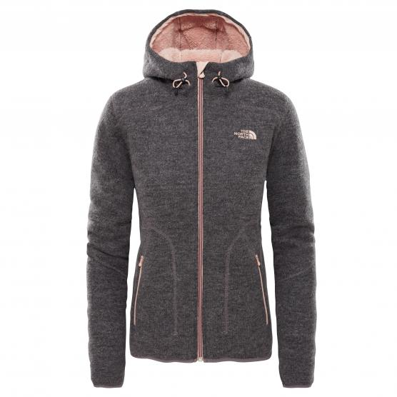 THE NORTH FACE W ZERMATT FULL ZIP HOODIE