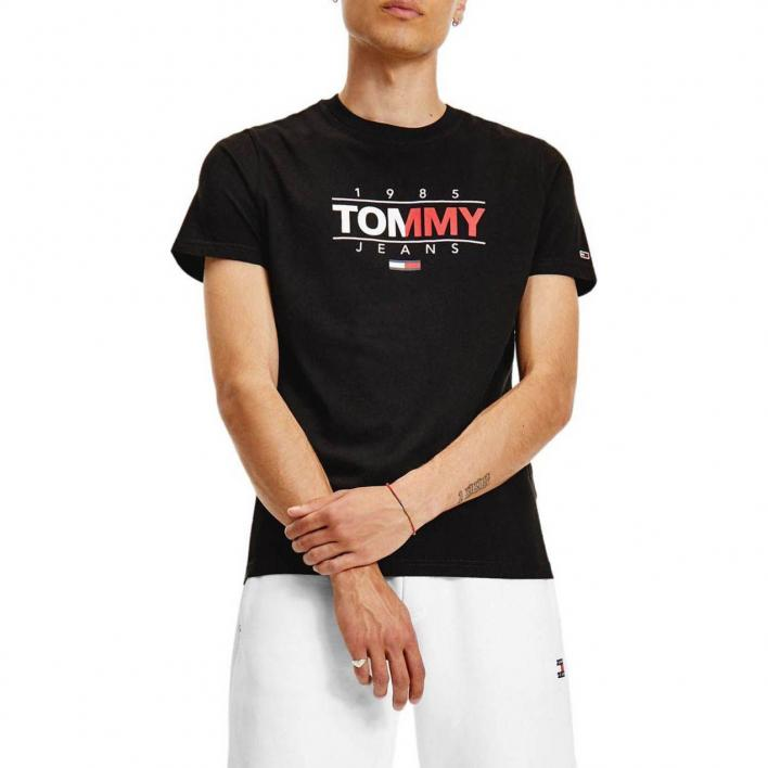 TOMMY JEANS ESSENTIAL GRAPHIC TEE