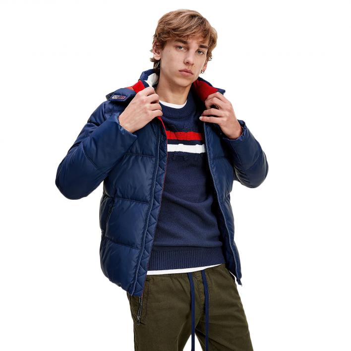 TOMMY JEANS ESSENTIAL POLY JKT
