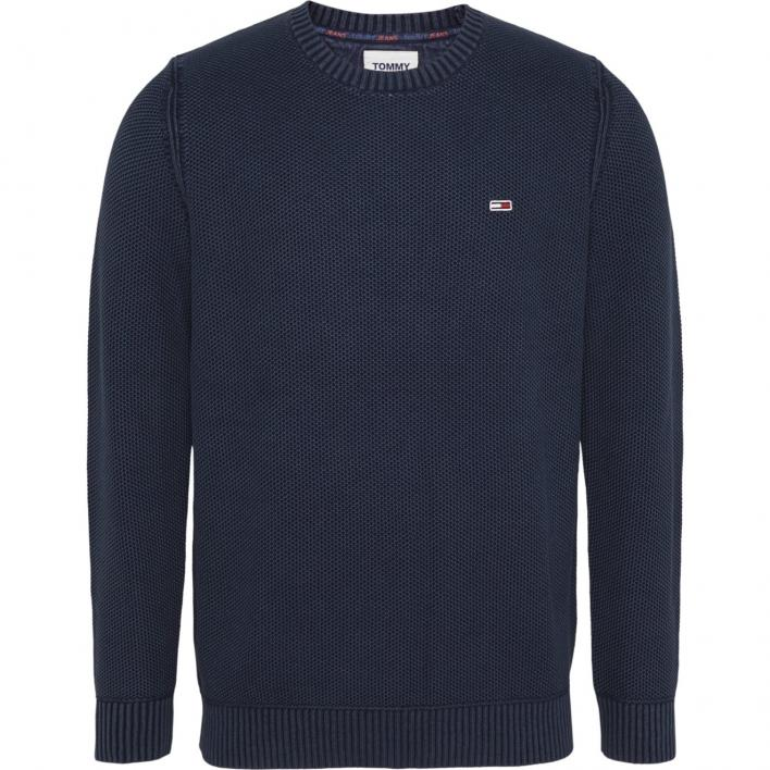 TOMMY JEANS ESSENTIAL WASHED SWEATER