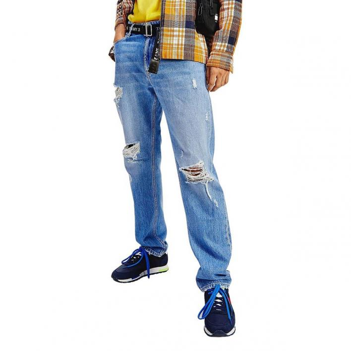 TOMMY JEANS ETHAN RLXD STGHT L.34