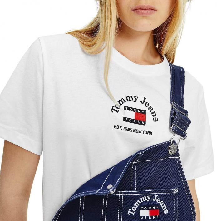 TOMMY JEANS TJW BXY CROP TIMELESS TOMMY TEE