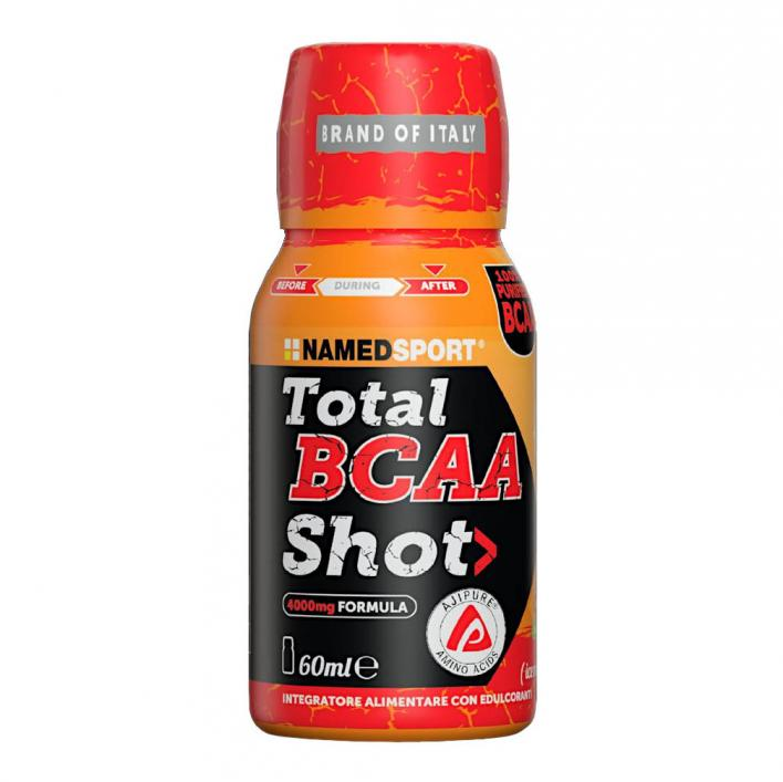 NAMEDSPORT Total BCAA Shot Ice Red Fruits 60ml