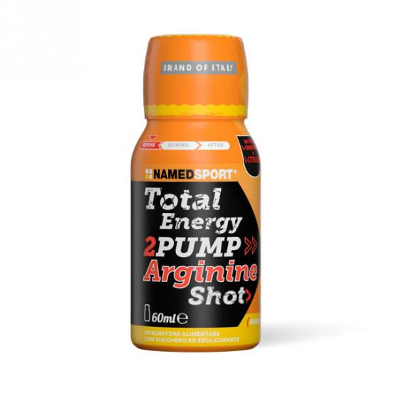NAMEDSPORT Total Energy 2Pump Shot 60ml