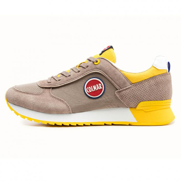 COLMAR ORIGINALS TRAVIS COLORS 006 WARM GRAY YELLOW