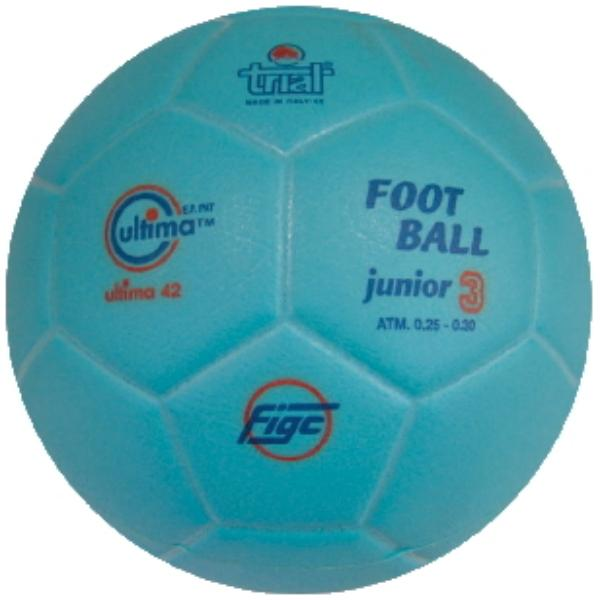 TRIAL SOCCER BALL SIZE 3 TRIPLE LAYER RUBBER